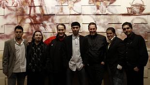 Sikeres turnét zárt az East Gipsy Band