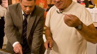 Koncz Gábor a nagyseggű szakácsnőkre esküszik