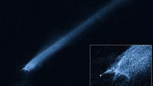 Megdöbbentő jelenség a világűrben