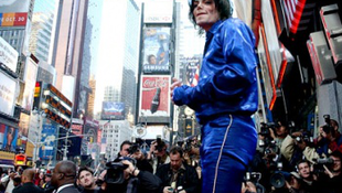 Önnek is elege van már Michael Jacksonból?