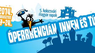 Kezdődnek a Kolozsvári Magyar Napok