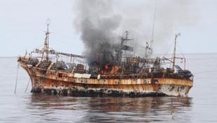 Elsüllyedt egy japán hajó Alaszka partjainál, nincsenek túlélők