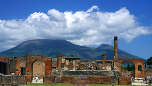 Város a vulkán alatt