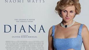 Elutasítás fogadta a Diana-filmet