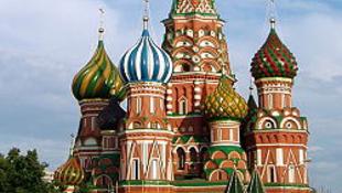Ferdülnek a moszkvai tornyok