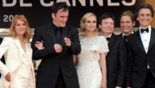 Cannes-nal kenegetik Tarantino egóját