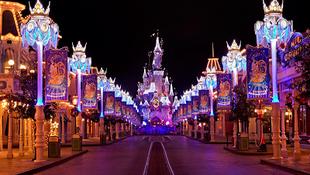 Kibérelték Disneylandet