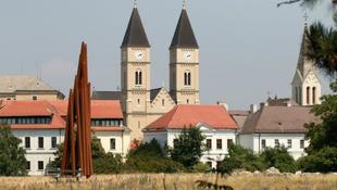 Meghökkentő látvány Veszprém utcáin