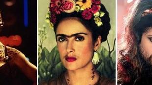 Salma Hayeknek elege van a szőrős nőkből