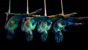 Budapestre jön a Cirque du Soleil