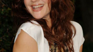 Drew Barrymore is halad a korral