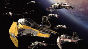 Star Wars-lázban ég a Disney