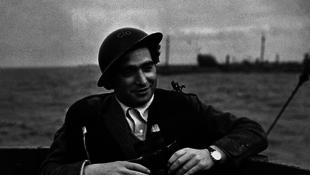 Robert Capa-fotókiállítás nyílt Prágában