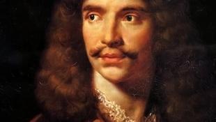 340 éve halt meg Moliére