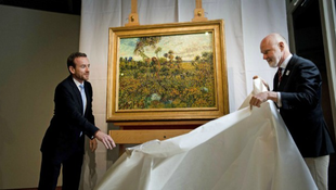 Van Gogh-kép rejtőzött a padláson