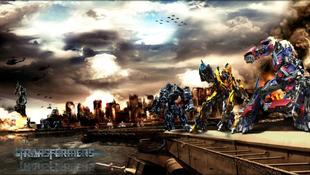Ilyen lesz a Transformers 4