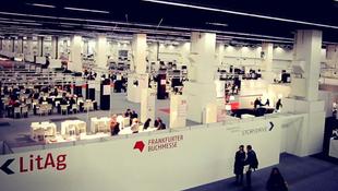 Véget ért a Frankfurti Könyvvásár