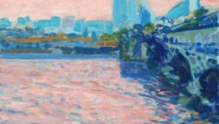 André Mészáros művei Zebegényben
