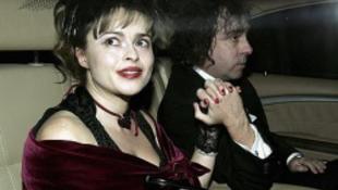 Miért menekül Tim Burton elől a felesége?