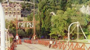 Gagra, a szellemváros