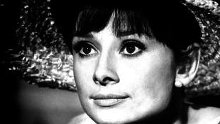 20 éve halott Audrey Hepburn