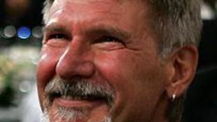 Hullarészegen okozott botrányt Harrison Ford