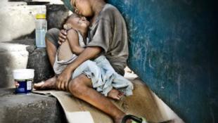 A gyerekek nemcsak Afrikában Éheznek- Magyarországon sokaknak nem jut ennivaló