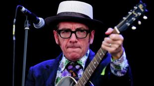 Budapestre érkezik Elvis Costello