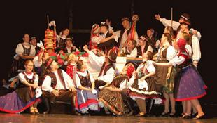 Bartók Táncegyüttes: ünnepi gálaest a jubileumra