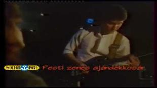 Látta már az LGT 1982-es angol klipjét?