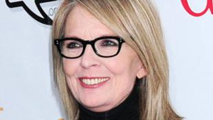 Arany Ikon-díjat kapott Diane Keaton