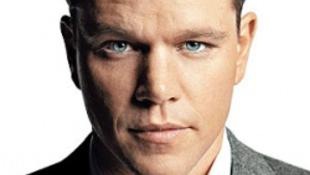 Matt Damon fegyverek után kutat