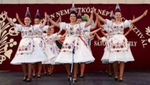 Jubilál a Sajóvölgyi Nemzetközi Folklórfesztivált