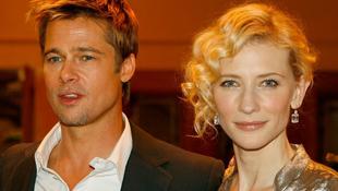 Cate Blanchett és Brad Pitt együtt öregszenek meg