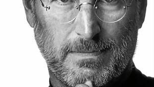 Bélyegre nyomják Steve Jobsot