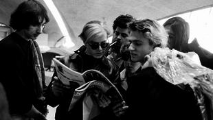 Andy Warhol és a könyvek