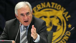 Perel a volt IMF-vezér