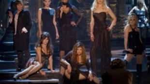 Egymásra kattant a négy színésznő