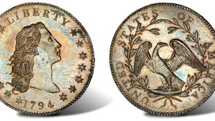 Eladták a világ legdrágább érméjét