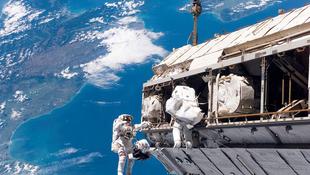 National Geographic élőben az űrből