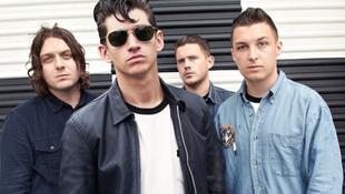 Arctic Monkeys a Szigeten!