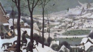 Bécsben már tél van