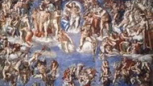 Michelangelo meleg prostituáltakat festett?