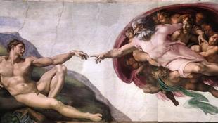 Különös anyagot szedtek le a Sixtus-kápolna freskóiról