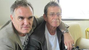 Morrissey így gyászolja Lou Reedet