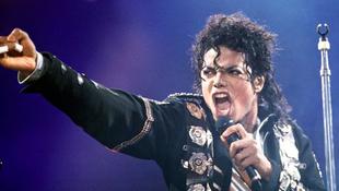 Itt a legújabb Michael Jackson-dal