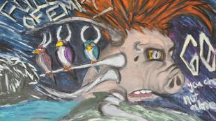Art brut művek a Darvas Galériában