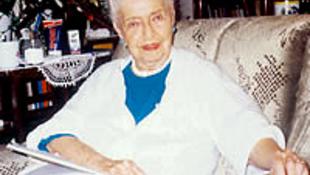 99 éves korában elhunyt Szepes Mária
