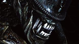 Mozikban az Alien