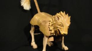Életre kelt egy 500 éves oroszlán!
